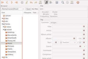 Como instalar o editor de tags EasyTAG no Ubuntu