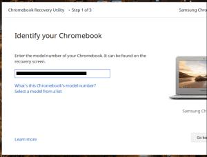 Como criar um disco de recuperação do Chrome OS