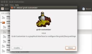 Como instalar o Grub Customizer no Debian, Ubuntu e derivados