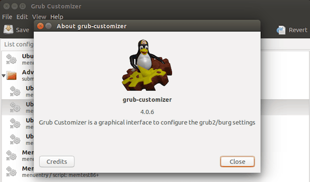 Como instalar o Grub Customizer no Ubuntu