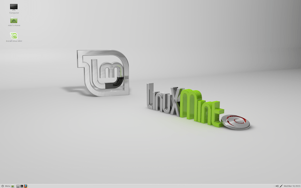Linux Mint Debian Edition 2 Betsy RC mate