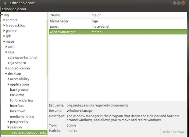 digite openbox no lugar de marco