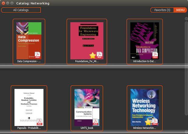 Organizador de PDF – instale o Great Little Book Shelf para gerenciar seus PDF´s