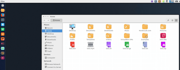 Instalando o conjunto de ícones Square no Ubuntu, Debian e derivados