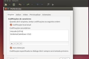 Editor de legendas para Linux? Instale o Gaupol