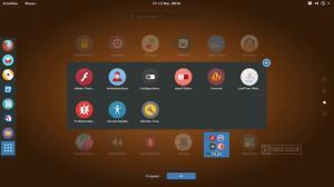 Korora 21 GNOME Edition