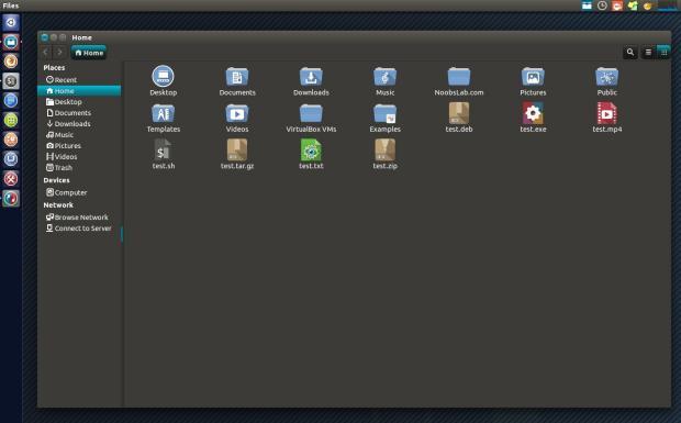 Instalando o tema Ambiance Dark Blue no Ubuntu