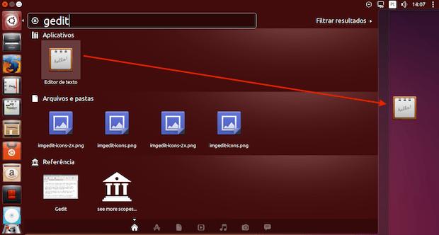 Como adicionar atalhos de aplicativos na área de trabalho do Unity