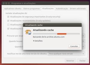 atualizar para o Ubuntu 15.10