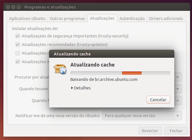 atualizar para o Ubuntu 15.04
