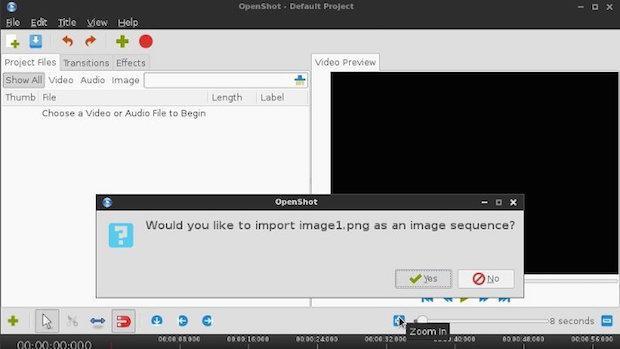 Como converter vídeo em imagens usando o FFmpeg