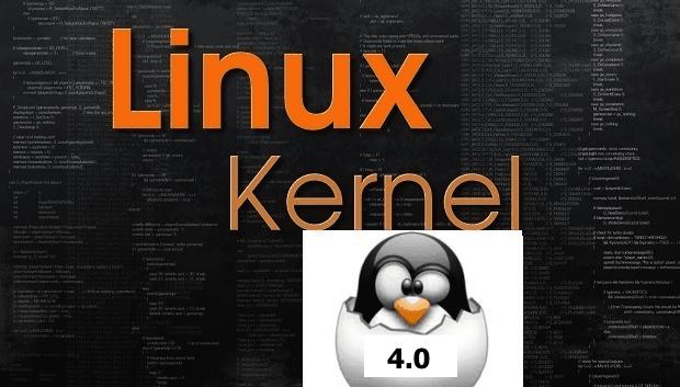 kernel 4.0.5