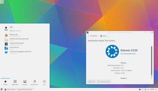 ubuntu 15.04 Vivid