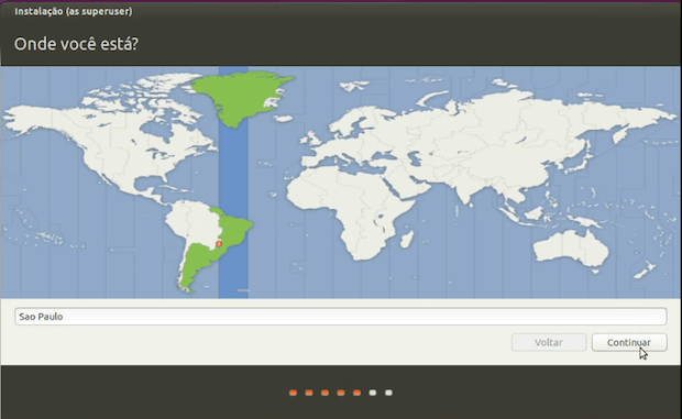 atualizar para o Ubuntu 15.10 usando o disco