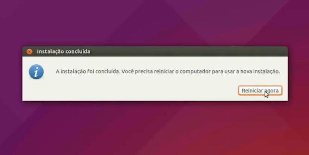 Como atualizar para o Ubuntu 17.04 usando o disco de instalação