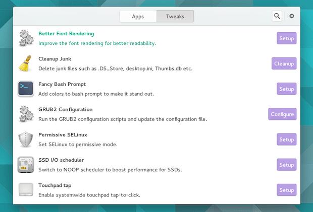 Ferramenta pós instalação do Fedora: conheça Fedy