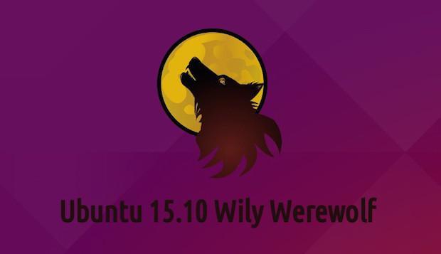 cronograma de lançamento Ubuntu 15.10 Wily Werewolf