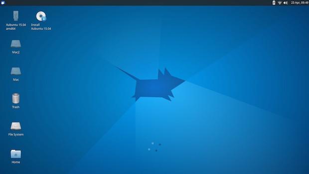 Xubuntu Core - uma versão ainda mais leve de um Ubuntu peso pena