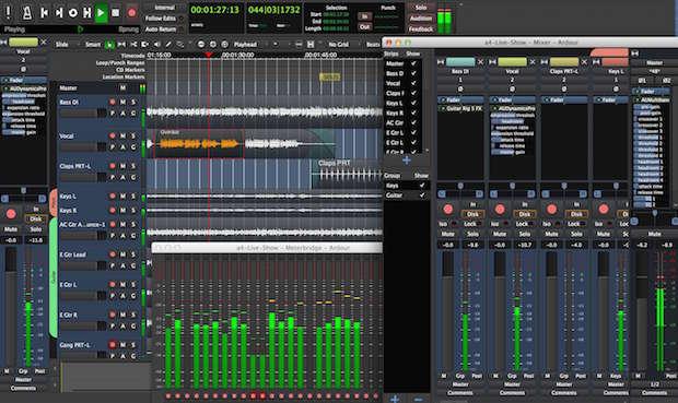 Como instalar o digital audio workstation Ardour no Ubuntu