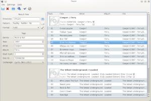Instale e use o Flacon para extrair faixas de áudio