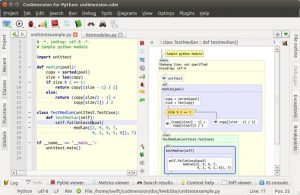 Instale a IDE Python Codimension no ubuntu e derivados
