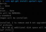 Como trocar o Systemd pelo Upstart no Ubuntu 15.04/15.10