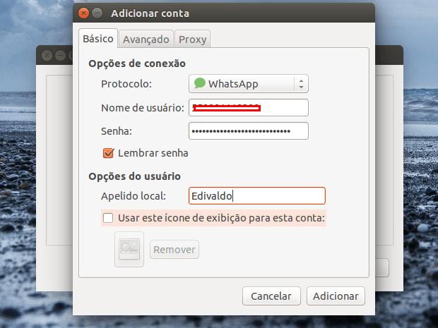 WhatsApp no Linux
