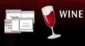 wine no linux