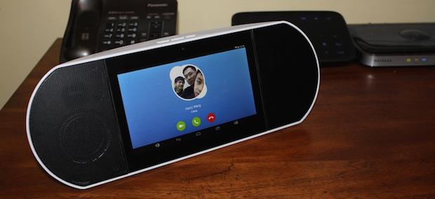 Zettaly Avy - uma caixa de som wireless com Android