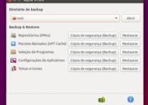 Backup e restauração de apps – Instale o Aptik no Ubuntu e derivados