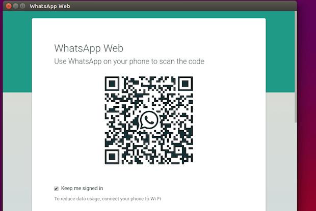 Como instalar o cliente não oficial do WhatsApp no Ubuntu, Debian e derivados