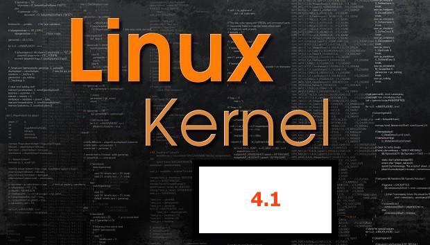 kernel 4.1
