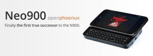 Neo900 sucessor do Nokia N900
