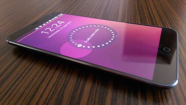 Review do Meizu MX4 Ubuntu Edition