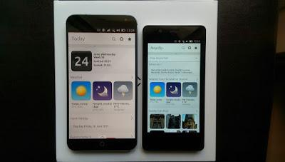Review do Meizu MX4 Ubuntu Edition