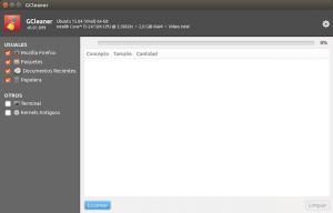 Instale GCleaner: um programa semelhante ao CCleaner