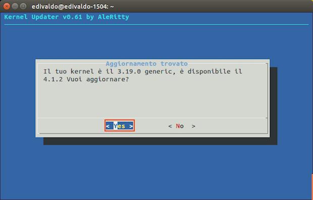 Como atualizar o kernel do Ubuntu com o Kernel Update