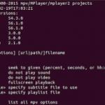 Como instalar o reprodutor MPV no Ubuntu