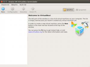 VirtualBox no Linux