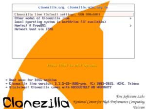 Clonezilla Live 2.4.2-32-1