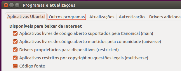 adicionar repositorio 3 - Como instalar o 4K Video Downloader no Linux
