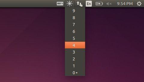 Brilho da tela: como instalar Brightness Indicator no Ubuntu
