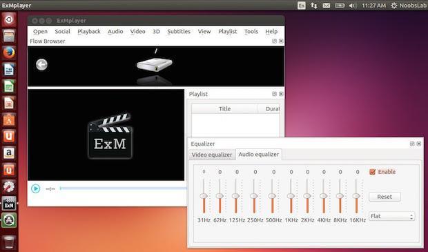 Como instalar o ExMplayer no Ubuntu e derivados
