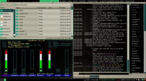 Manjaro-i3 0.8.13.1