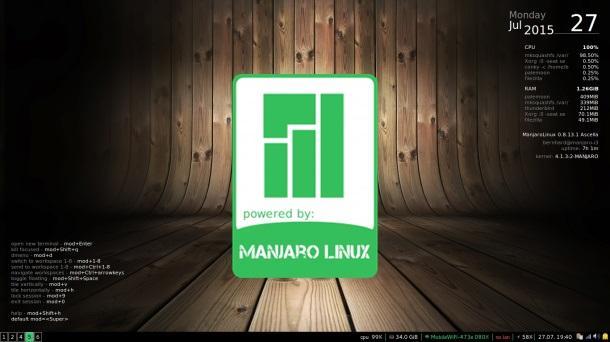Manjaro Linux 17.0.3 lançado - Confira as novidades e baixe