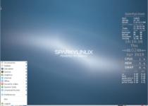 Conheça e experimente a distribuição leve SparkyLinux