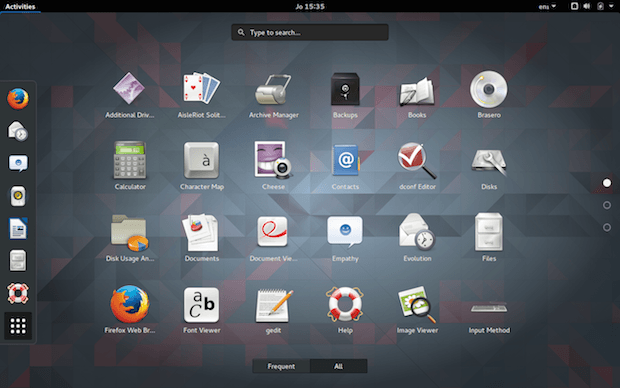 ubuntugnome-eily-activities-apps