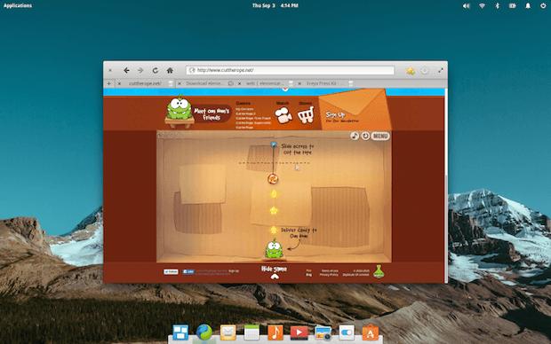 Elementary OS Freya 0.3.1