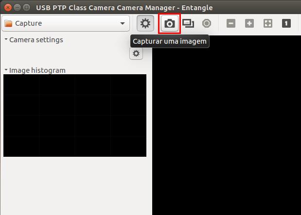 Como instalar o Entangle para fotografar usando o PC