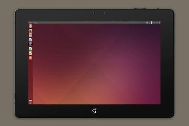 tablet da MJ Technology com Ubuntu